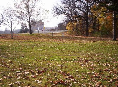 Irving Park, Main course, Hole 12 Midrange approach