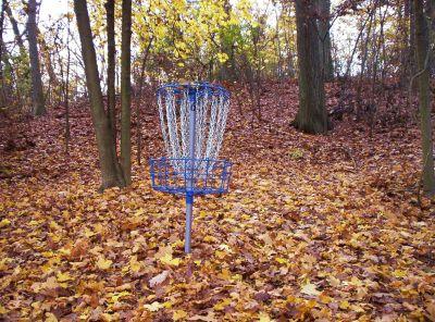Irving Park, Main course, Hole 6 Putt