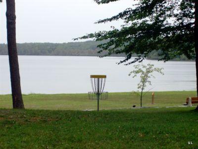 Little Lake, Main course, Hole 17 Midrange approach