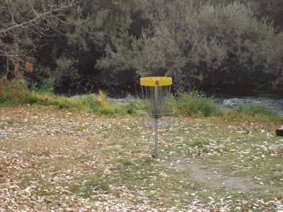 Rock Creek, Main course, Hole 6 Putt