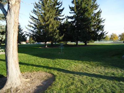 College of Southern Idaho, Main course, Hole 1 Short approach