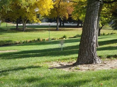 College of Southern Idaho, Main course, Hole 16 Short approach