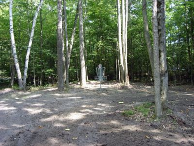 Sanford Lake Park, The Jungle, Hole 1 Putt