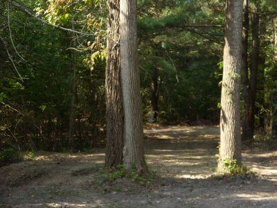 Sanford Lake Park, The Jungle, Hole 16 Long approach