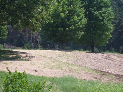 Shore Acres Park, Main course, Hole 13 Midrange approach