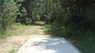 Shore Acres Park, Main course, Hole 5 Long tee pad