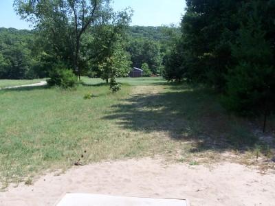 Shore Acres Park, Main course, Hole 15 Long tee pad