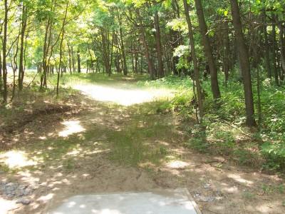 Shore Acres Park, Main course, Hole 11 Long tee pad
