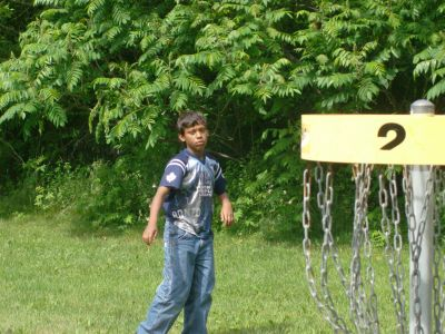 Homewood Park, Main course, Hole 2 Putt