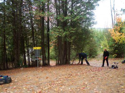 Chicopee, Main course, Hole 2 Putt