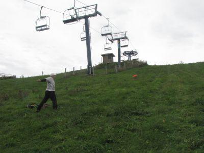 Chicopee, Main course, Hole 15 Midrange approach
