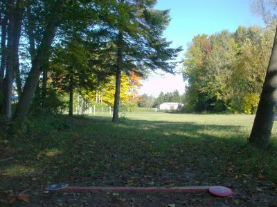 Chicopee, Main course, Hole 10 Middle tee pad