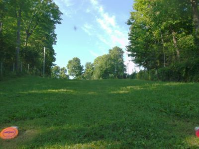Chicopee, Main course, Hole 7 Short tee pad