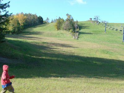 Chicopee, Main course, Hole 10 Midrange approach