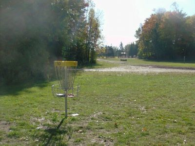 Chicopee, Main course, Hole 10 Reverse (back up the fairway)