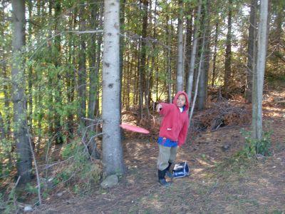 Chicopee, Main course, Hole 12 Putt