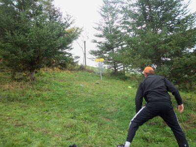 Chicopee, Main course, Hole 14 Putt