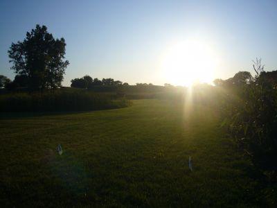 Ponder Hills, Main course, Hole 17 Tee pad