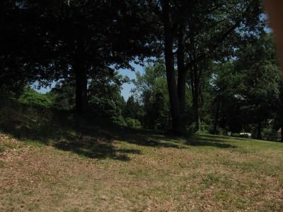 Page Park, Main course, Hole 6 Tee pad