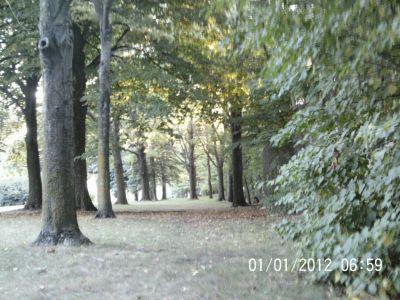 Parc Ignace Bourget, Main course, Hole 1 Tee pad