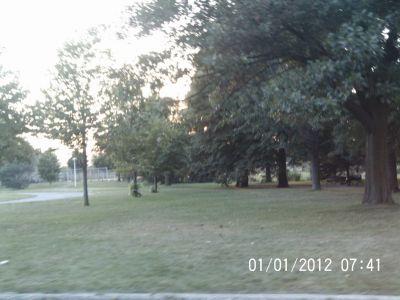 Parc Ignace Bourget, Main course, Hole 11 Tee pad