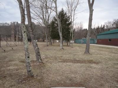 Cedar Lakes, Main course, Hole 12 Short tee pad