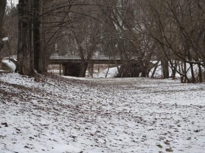 Cedar Lakes, Main course, Hole 15 Short tee pad