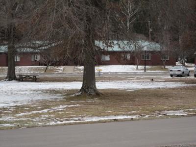 Cedar Lakes, Main course, Hole 6 Short tee pad