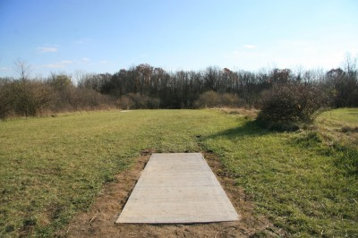 Mary Beth Doyle Park, Main course, Hole 4 Long tee pad