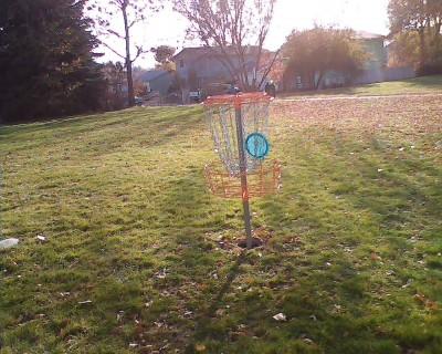 Centennial Park, Main course, Hole 8 Putt