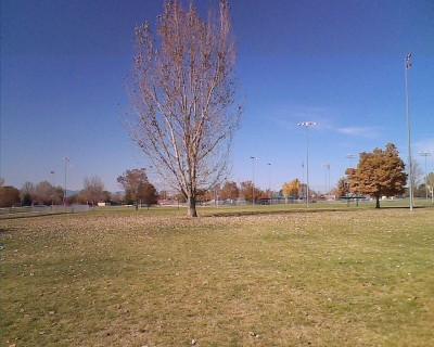 Centennial Park, Main course, Hole 3 Long approach