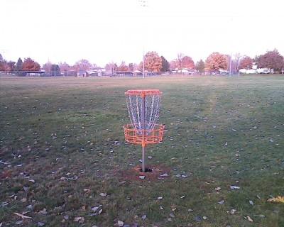 Centennial Park, Main course, Hole 2 Putt