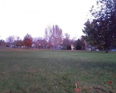 Centennial Park, Main course, Hole 8 Tee pad
