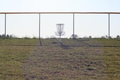 Eaton Rapids Fields, Main course, Hole 4 Putt