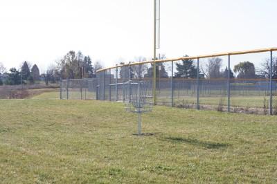 Eaton Rapids Fields, Main course, Hole 5 Putt