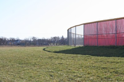 Eaton Rapids Fields, Main course, Hole 5 Tee pad