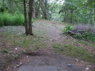 Newton Hill, Main course, Hole 3 Tee pad