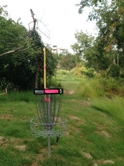 Grand Vue Park, Black course, Hole 5