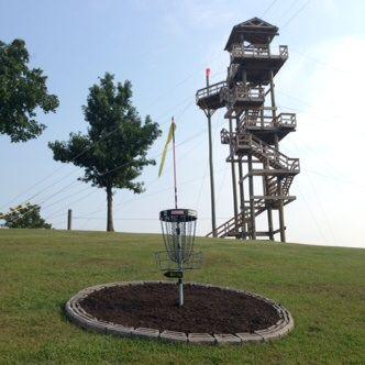 Grand Vue Park, Black course, Hole 2