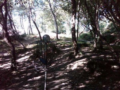 Cooper Gulch, Main course, Hole 1 Putt