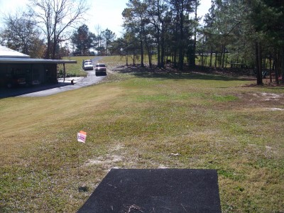 Flyboy Aviation, Main course, Hole 22 Tee pad