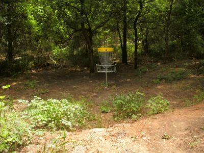 Gateway Park, West (The Privy), Hole 2 Putt