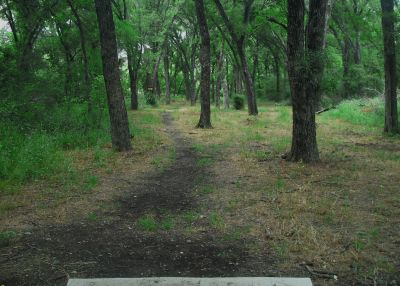 Gateway Park, West (The Privy), Hole 5 Tee pad