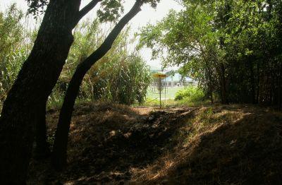 Gateway Park, West (The Privy), Hole 9 Putt