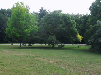 Gateway Park, West (The Privy), Hole 18 Short approach