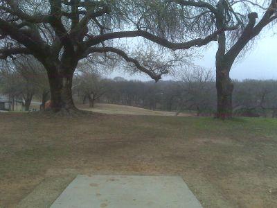 Turner Park, Main course, Hole 3 Tee pad