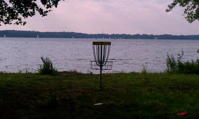 Alum Creek State Park, The Players Course, Hole 6 Putt