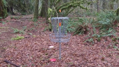 Camp Taloali, Jerry Miller DGC, Hole 16 Putt