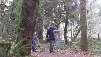 Camp Taloali, Jerry Miller DGC, Hole 18 Putt