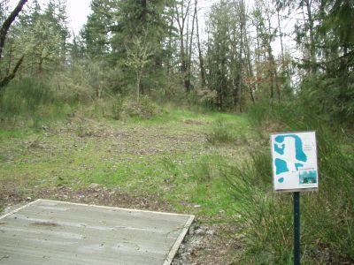 Camp Taloali, Jerry Miller DGC, Hole 6 Hole sign